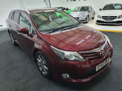 Toyota Avensis Estate 2.0 D-4D Icon+ 5dr