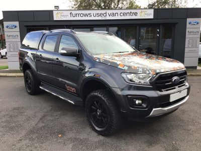 Ford Ranger Pickup WILDTRAK 2.0 BI TURBO AUTO.