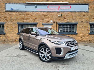 Land Rover Range Rover Evoque SUV 2.0 Si4 Autobiography Auto 4WD (s/s) 5dr