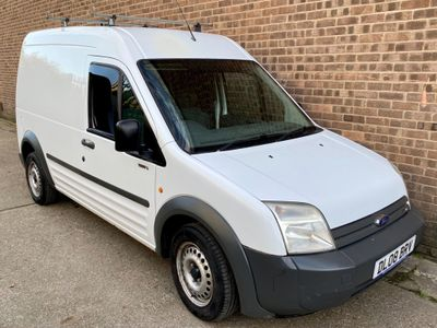 Ford Transit Connect Panel Van Crew van T230 High Roof L 5dr