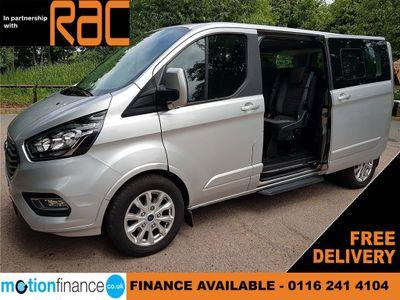 Ford Tourneo Custom Minibus 2.0 320 EcoBlue MHEV Titanium L2 EU6 (s/s) 5dr (8 Seat)