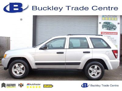 Jeep Grand Cherokee SUV 3.0 CRD V6 4x4 5dr