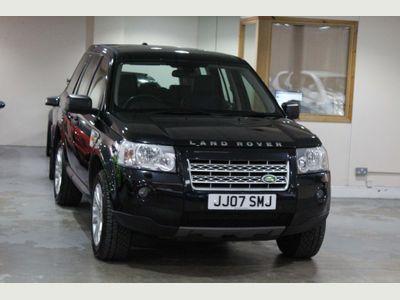 Land Rover Freelander 2 SUV 2.2 TD4 SE 5dr