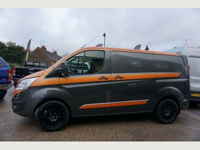 Ford Transit Custom Panel Van 2.0 TDCi 270 L1H2 Limited FWD 5dr
