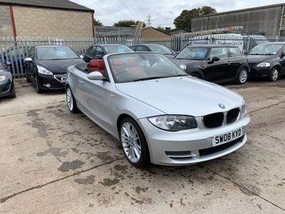 BMW 1 SERIES Convertible 2.0 120i SE 2dr