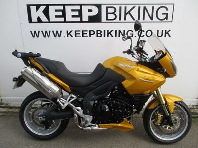 Triumph Tiger Adventure 1050