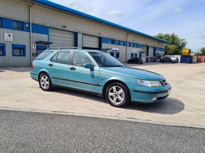 Saab 9-5 Estate 2.3 T Arc 5dr
