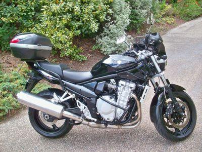 Suzuki Bandit 1250 Naked GSF1250 Bandit SA