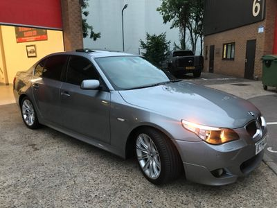 BMW 5 Series Saloon 3.0 535d Sport 4dr