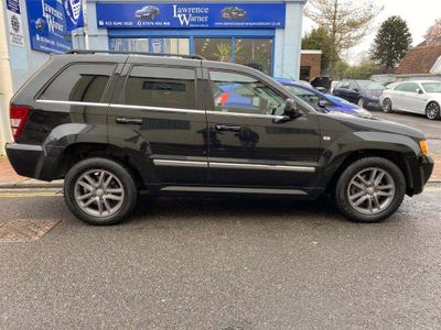 Jeep Grand Cherokee SUV 3.0 CRD S Limited 4x4 5dr