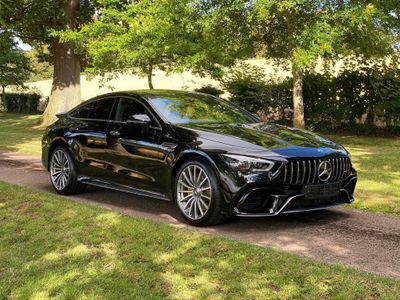 Mercedes-Benz AMG GT Coupe 4.0 63 V8 BiTurbo S SpdS MCT 4MATIC+ (s/s) 4dr