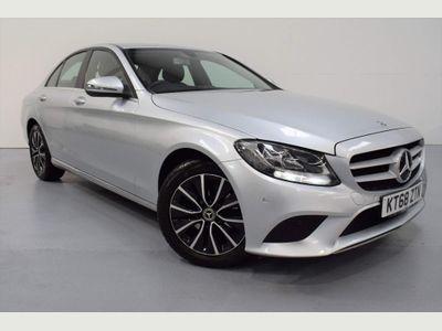 Mercedes-Benz C Class Saloon 1.5 C200 EQ Boost SE G-Tronic+ (s/s) 4dr