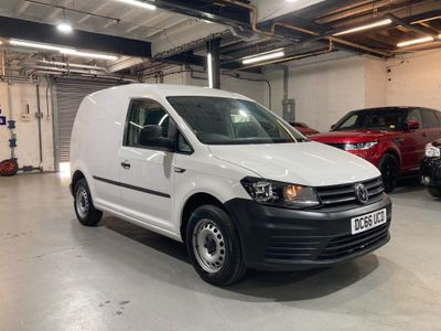 Volkswagen Caddy Panel Van 1.0 TSI C20 BlueMotion Tech Startline EU6 (s/s) 5dr