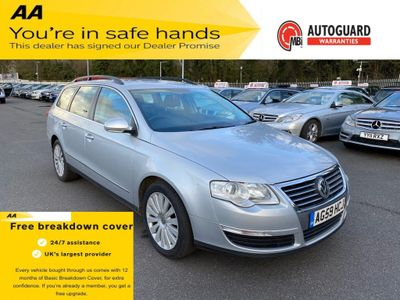 Volkswagen Passat Estate 2.0 TDI Highline Plus 5dr