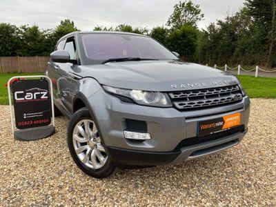 Land Rover Range Rover Evoque SUV 2.2 SD4 Pure AWD 5dr