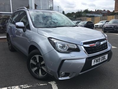 Subaru Forester SUV 2.0i XE Premium Lineartronic 4WD (s/s) 5dr