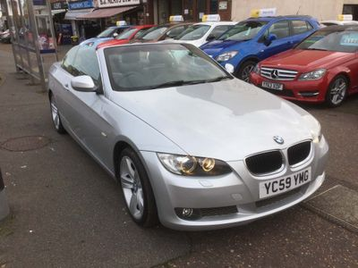 BMW 3 Series Convertible 2.0 320d SE Highline 2dr