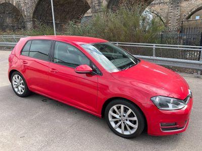 Volkswagen Golf Hatchback 1.4 TSI BlueMotion Tech ACT GT DSG 5dr