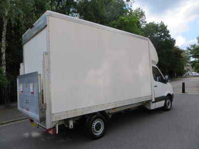 Volkswagen Crafter Luton 2.0.TDi.CR35.LWB.LUTON VAN>C/W TAILIFT