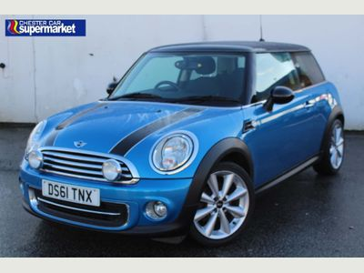 MINI Hatch Hatchback 1.6 Cooper Pimlico 3dr