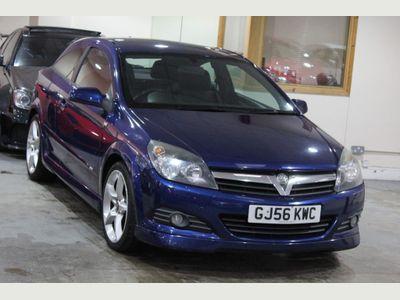 Vauxhall Astra Estate 2.0 i 16v SRi 5dr