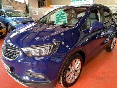 Vauxhall Mokka X SUV 1.4i Turbo Elite Nav (s/s) 5dr