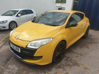 Renault Megane Coupe 2.0T 16V Renaultsport 3dr