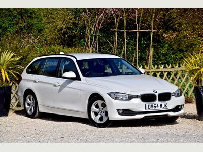 BMW 3 Series Estate 2.0 320d ED EfficientDynamics Touring (s/s) 5dr
