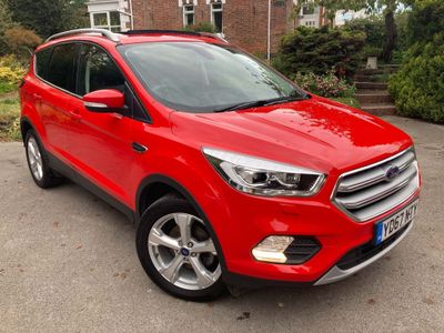 Ford Kuga SUV 1.5T EcoBoost Titanium X (s/s) 5dr