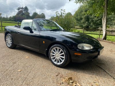 Mazda MX-5 Convertible 1.8 Jasper Conran Limited Edition 2dr