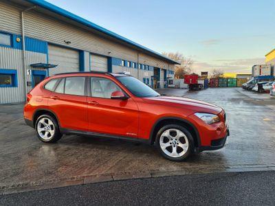 BMW X1 SUV 2.0 20d ED EfficientDynamics Business sDrive 5dr