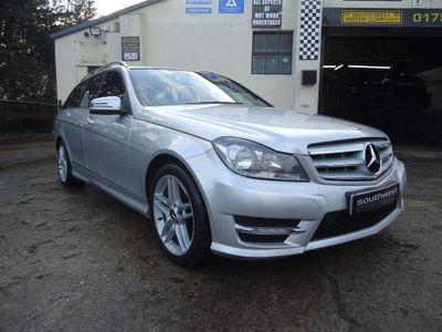 Mercedes-Benz C Class Estate 2.1 C220 CDI AMG Sport 5dr