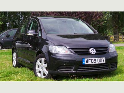 Volkswagen Golf Plus Hatchback 1.4 TSI SE 5dr