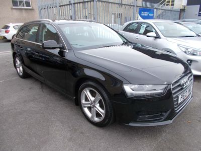 Audi A4 Avant Estate 2.0 TFSI SE Multitronic 5dr