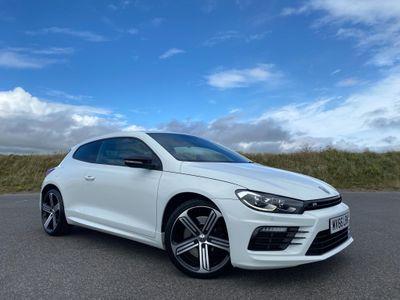 Volkswagen Scirocco Hatchback 2.0 TSI BlueMotion Tech R DSG 3dr