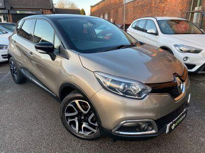 Renault Captur SUV 1.5 dCi Dynamique S MediaNav EDC 5dr