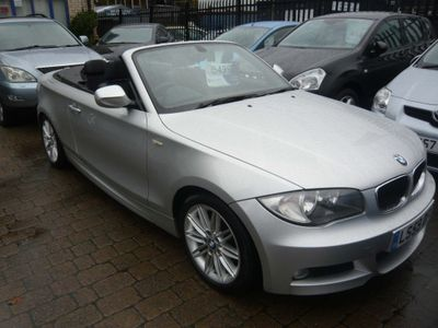 BMW 1 Series Convertible 2.0 118i M Sport Auto 2dr