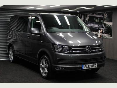 Volkswagen Transporter Other 2.0 TDI T30 BlueMotion Tech Highline Crew Van FWD (s/s) 5dr