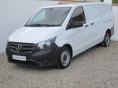 Mercedes-Benz Vito Panel Van 2.1 114 CDi BlueTEC RWD L2 EU6 (s/s) 6dr