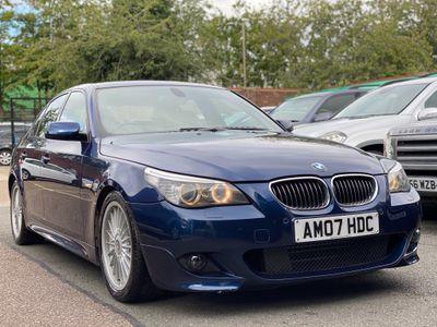 BMW 5 Series Saloon 3.0 525i M Sport 4dr