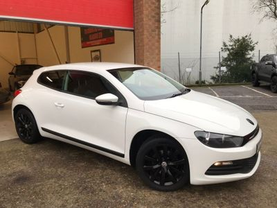 Volkswagen Scirocco Coupe 2.0 TDI GT DSG 3dr