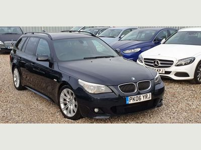 BMW 5 Series Estate 2.5 525i M Sport Touring 5dr