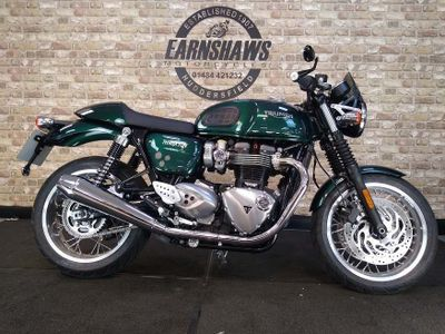 Triumph Thruxton 1200 Roadster/Retro 1200