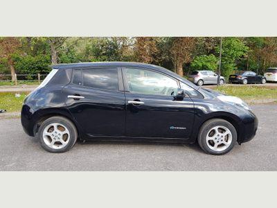 Nissan Leaf Hatchback (24kWh) Auto 5dr