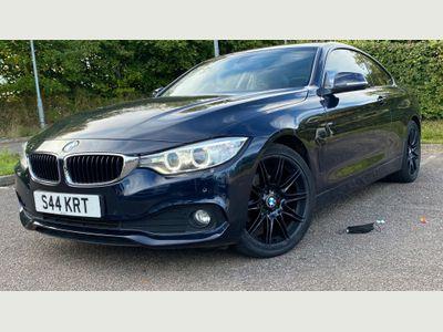 BMW 4 Series Coupe 2.0 420d SE Auto 2dr