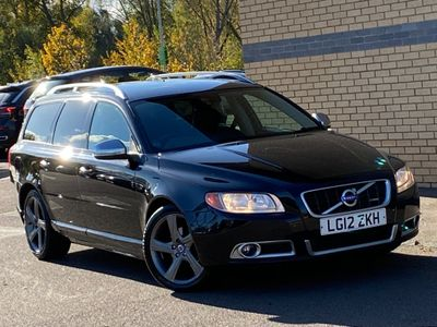 Volvo V70 Estate 1.6 D DRIVe R-Design (s/s) 5dr