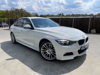 BMW 3 Series Saloon 2.0 328i M Sport 4dr