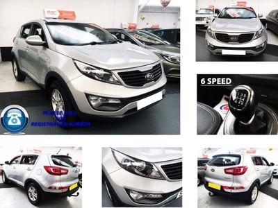 Kia Sportage SUV 1.7 CRDi EcoDynamics 1 2WD 5dr