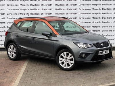 SEAT Arona SUV 1.0 TSI SE Technology First Edition (s/s) 5dr