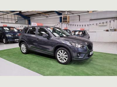 Mazda CX-5 SUV 2.2 SKYACTIV-D Sport Nav 2WD 5dr
